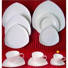 Taza Triangular Cafe 10 cl CHPT1013 (Caja 36 uds)