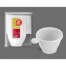 Bolsa de 12 Tazas de Infusion color Blanco de 170cc 245200 ( 1 ud)