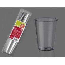 Bolsa de 25 Vasos Transparentes de Poliestireno de 600cc 252900 (1 ud)