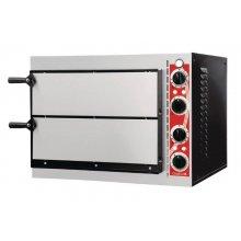 Horno pizza compacto Pisa 2 cámaras DS181 GASTRO M