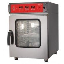 Horno combi convección/vapor 6 x GN 1/1 con lavado automático DS469 GASTRO M