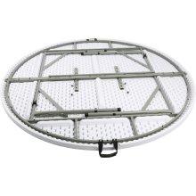 Mesa redonda plegable 183(Ø)mm HC270 Bolero