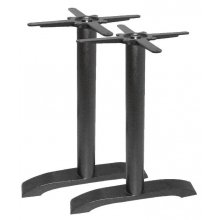 Base de mesa de patas dobles hierro fundido DN642 Bolero