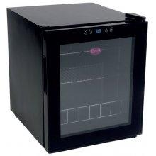 Armario de Vino de Una Temperatura con Puerta de Vidrio CV-17-B