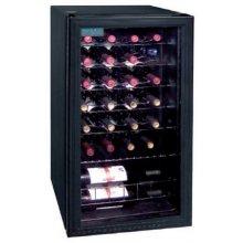 Botellero Expositor Refrigerado Sobremesa para 47 botellas de vino 750ml CE204 POLAR