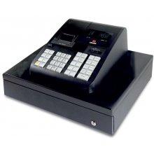 Caja Registradora OLIVETTI Negro Cajón Grande con Factura Simplificada ECR7790LD