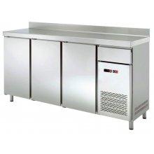 Frente Mostrador Refrigerado 3 puertas de 2017x600x1045h mm FMCH-200