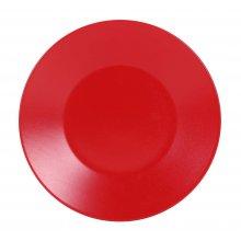 Plato Presentación de 30,5x3cm Reserve Rojo B758132 Viejo Valle (Caja 12 uds)