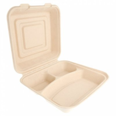 Pack 50 Conchas Bionic Large Box 25x25x7,5cm 150.46 GDP (1 Pack)
