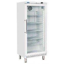 Armario refrigerado expositor Blanco especial Panadería 400 litros con estantes 60x40 cm EUROFRED BYG46