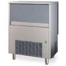 Fabricador de cubitos de hielo medianos 28 gramos producción 28kg/día EUROFRED CM28