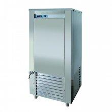Enfriador de Agua Heladería 300 litros con mezclador de agua EUROFRED E300AC-M