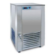 Enfriador de Agua Heladería 100 litros con mezclador de agua EUROFRED E100AC-M