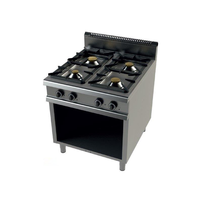 Cocina a gas con horno gn2 1 de 4 fuegos junex 9401 3 pvp for Cocina 4 fuegos con horno a gas