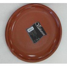 Plato de Churrasco 28 cm LOM01035 (Caja 6 uds)