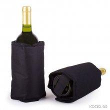 Manga enfriadora para champagne de Poliester y gel enfriador 6194NN01 KOALA (1UD)