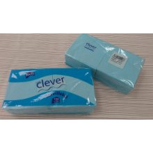 Paquete de 100 Servilletas Tissue de 20x20cm 2 capas Don Clever varios colores diponibles SER2 Dicaproduct (1 paquete)