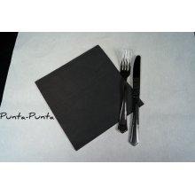 Paquete de 50 uds de Servilletas de 40x40 cm Punta Punta varios colores disponibles PP40 HOSTELCASH (1 paquete)