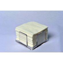 Paquete de 100 Servilletas de 20x20cm de Celulosa varios colores disponibles P20 HOSTELCASH (1 paquete)