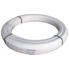 Rollo 20 metros de tubería de cobre doble aislada 1/4-1/2 COBRE20DA2