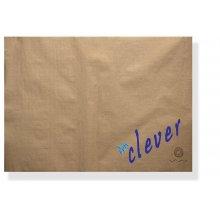 """Caja de 1000 uds de Mantel Individual papel ecologico color marron """"Buen provecho"""" varios idiomas MAC007 DICAPRODUCT (1 caja)"""