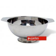Sopera de Acero Inoxidable de 24 Cm PUJADAS 907024 (1 ud)