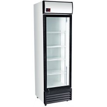 Armario Expositor Refrigerado 360 litros Subcero Puerta de Vidrio de 580 x610 x1980h mm SZ360-OUT-02 (OUTLET)