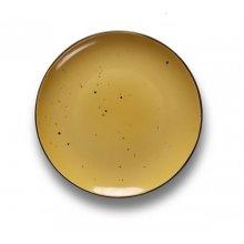 Plato LLano DOTS SOL de 26 cm PV022790 PORVASAL (Caja 24 uds)