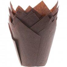 Pack de 200 capsulas de papel para Muffins de 10'2x10'2 varios colores disponibles 4-T DBmark (1 pack)