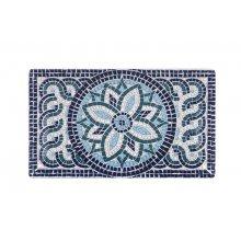 Bandeja Ming II Mayolica de 25x15x2cm B2768Y12 VIEJO VALLE (Caja 6 uds)