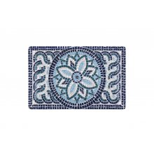 Bandeja Ming II Mayolica de 13x20x2cm B758007Y2 VIEJO VALLE (Caja 12 uds)