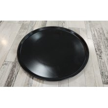 Plato de Pizza Reserve Negro de 30'5x2'5cm B758043 Viejo Valle (Caja 6 uds)