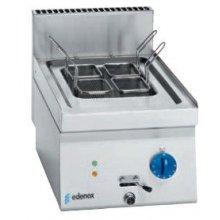 Cocedor de pasta eléctrico 15 litros Snack 650 SCPE-40 E EDENOX