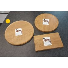 Bandeja redonda de Pino Tianhe de 32x1'8cm B1034022B VIEJO VALLE (Caja 6 uds)