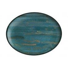 Bandeja Oval Omeya de 31x24x2.5cm B928057G VIEJO VALLE (Caja 6 uds)