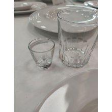 Vaso de Chupito de 2,5cl Modelo Karla de 4x5 cm B3172 VIEJO VALLE (caja 12 uds)