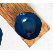 Ensaladera de 14cm Stone Azul Cobalto 4614-6590/17 Lubiana (caja 6 uds)