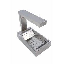 Calentador de patatas fritas potencia 1000 W HCW-620