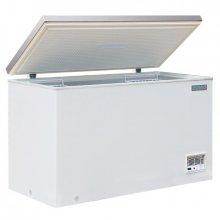 Arcón Congelador con tapa de Acero Inoxidable 339 Litros CM530 POLAR