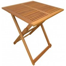 Mesa plegable de madera Balau BENIDORM