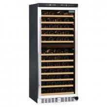 Botellero Expositor Refrigerado con 2 zonas independientes para 92 botellas CE217 POLAR