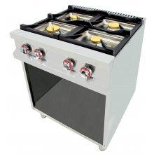 Cocinas a Gas sin Horno Serie EASY 80CG70