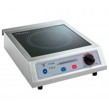 Inducción de sobremesa de Alta Potencia de 60-220 ºC y 9 niveles de potencia ISM-25