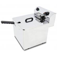 Freidora Eléctrica sin Grifo de Vaciado EVO12