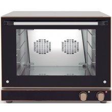 Horno Eléctrico de Convección SNACK ventilación de 590 x675 x540h mm para 4 Bandejas RX304(OUTLET)