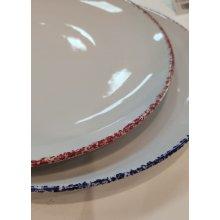 Plato llano de 31cm HOTEL Pituado varios colores 75310PT LUBIANA (1 uds)