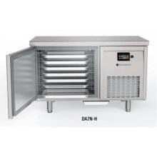 Abatidor de temperatura de 118 Litros y 7 niveles Horizontal DA7N-H DOCRILUC