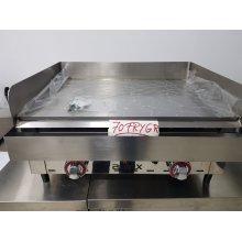 Frytops a gas acero rectificado de 15 mm con medidas 70FRYGR (OUTLET )