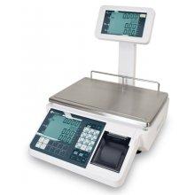 Balanza Comercial 30 Kg con Impresora hasta 4 Vendedores STI30 BAXTRAN