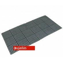 Alfombra de Caucho Conectables de 90x90x120 cms 26001 PUJADAS (1 ud)
